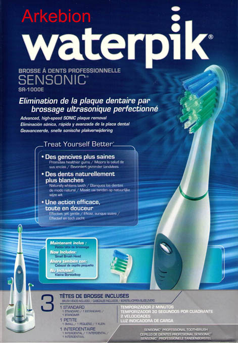 Waterpik SR-1000E