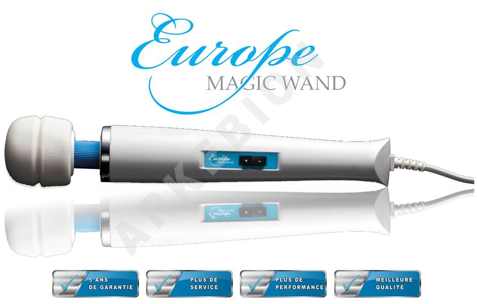Europe Magic Wand® - Pack Arkébion®
