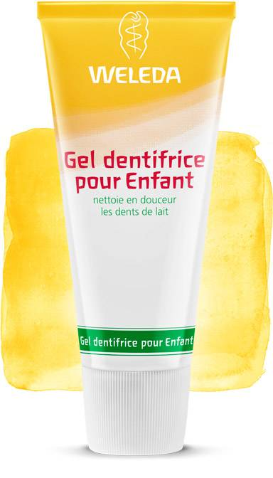 Gel dentifrice Weleda pour Enfant (Made in Germany)