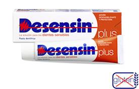Desensin Plus dentifrice désensibilisant (Dentaid)