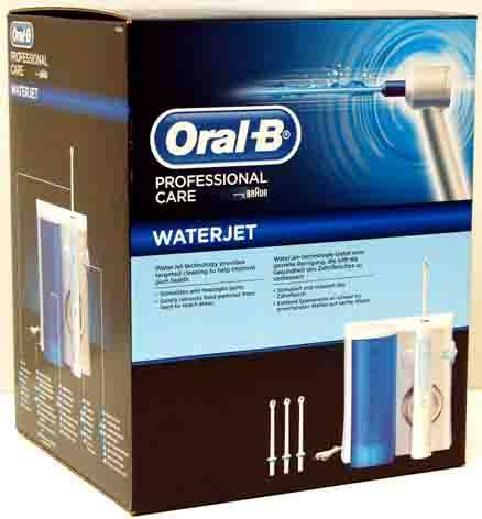 Oral-B hydropulseur Waterjet MD16